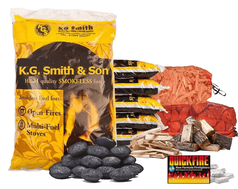 Smokeless Fuel Package - 165